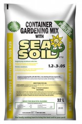 Container Gardening SEA SOIL™ Mix